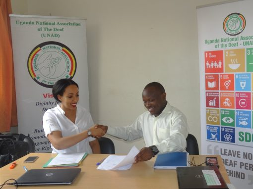 Digitalising the Ugandan Sign Language