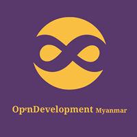 Open Development Myanmar logo
