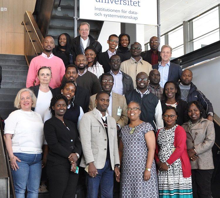 Sweden training for ICT Regulators in progress