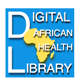 Digital African Health Library Logo