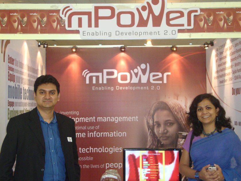 mPower Mridul-Chowdhury-and-Tahmina-Khanam-from-left-to-right