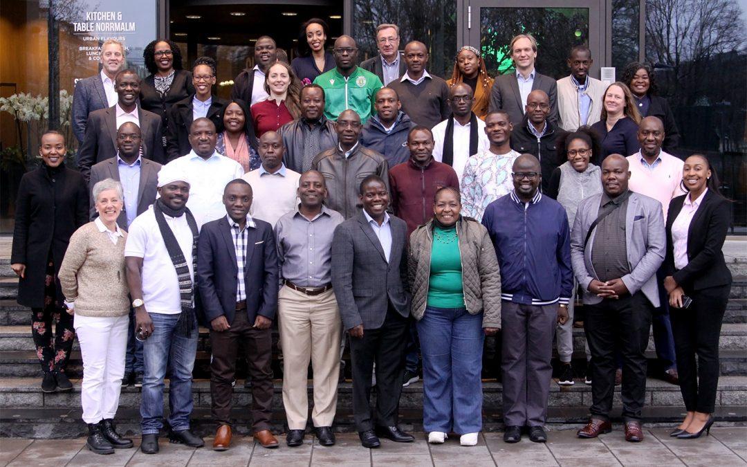 Regulator programme round 2019B starts
