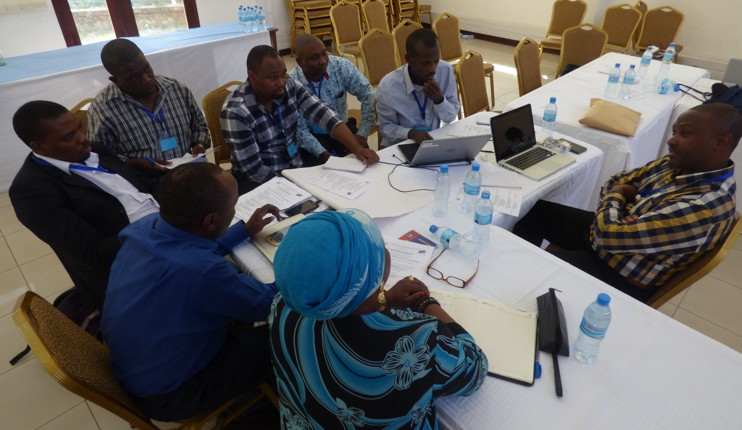 costech workshop, photo by Edgar Asiimwe