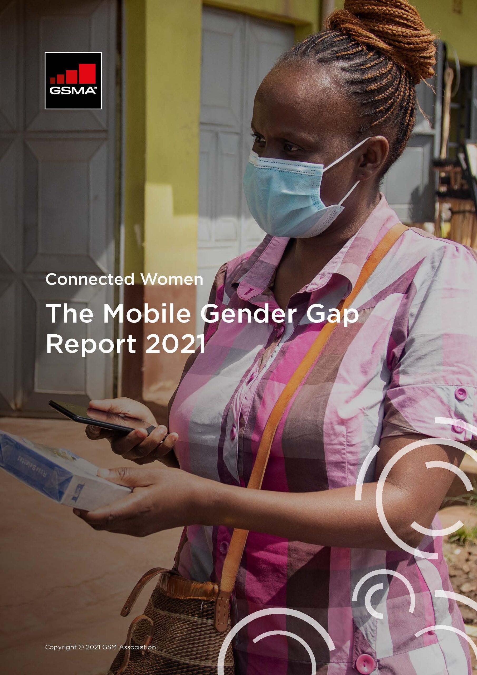Coiver GSMA Mobile Gender Gap report 2021